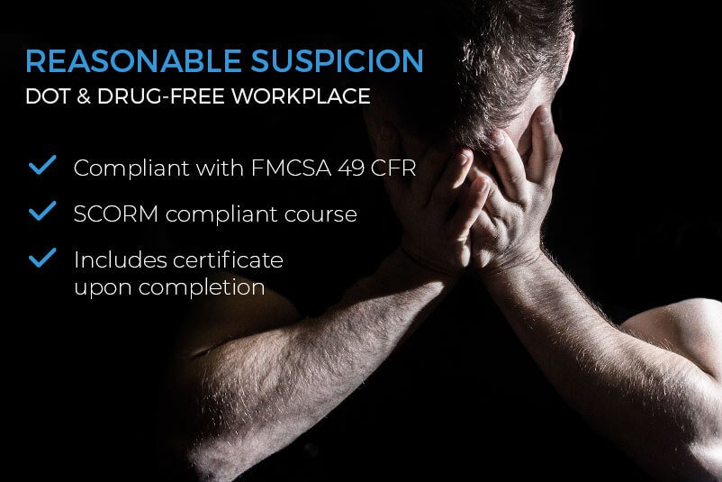DOT Reasonable Suspicion Training Courses